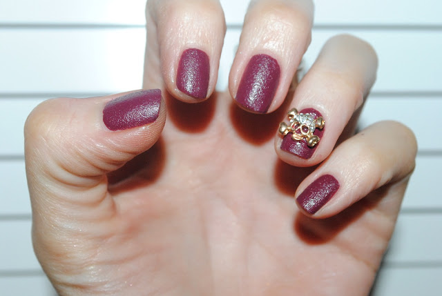 leather+effect+nails+nails+inc