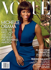 Vogue - Michelle Obama
