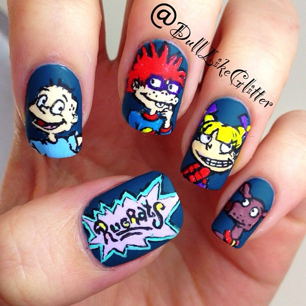 My Top 10 And Top 5 Nail Artists Who