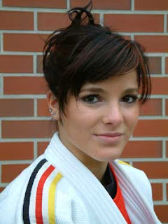 Hot German Judoka Romy Tarangul