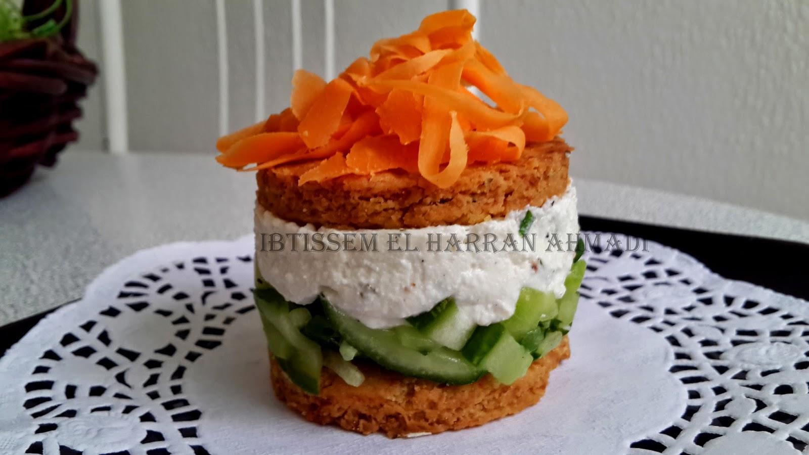 Lovely Cheesecake Sale Sans Cuisson #5: Un Cheesecake Salé Tout Simple Et Sans Cuisson