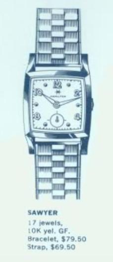 Vintage Hamilton Watch Restoration: 1955 Sawyer