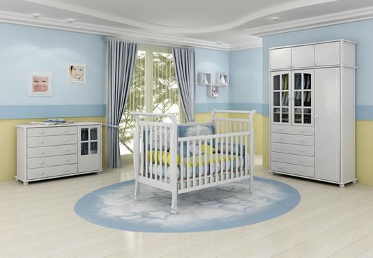 Modelos de faixas decorativas para quarto de bebê | Dicas 10