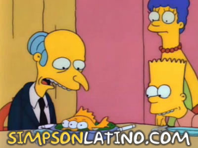 Los Simpson 2x04