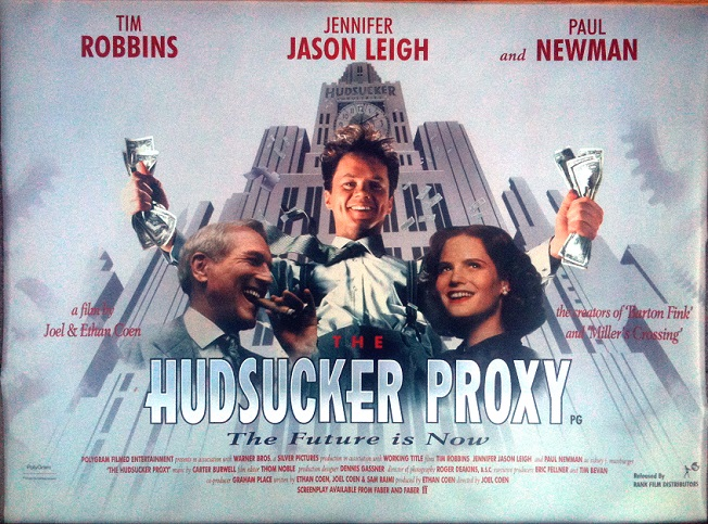 """The Hudsucker Proxy"" (1994)"