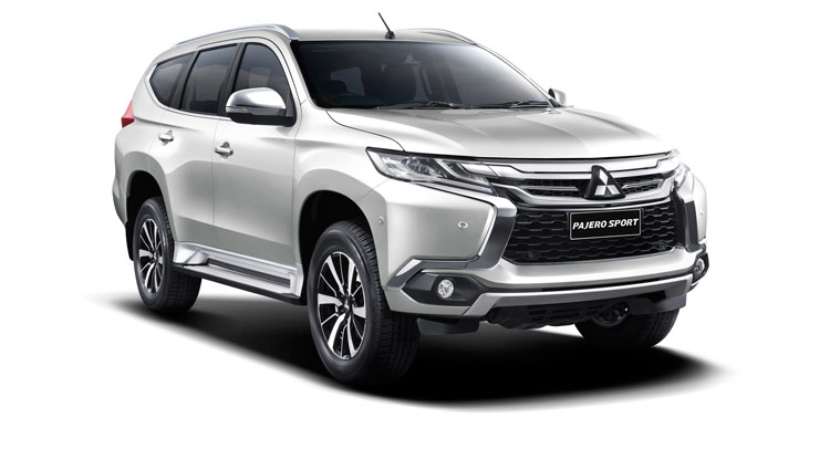 All-New 2016 Mitsubishi Pajero Sport Officially Revealed [w/Video]