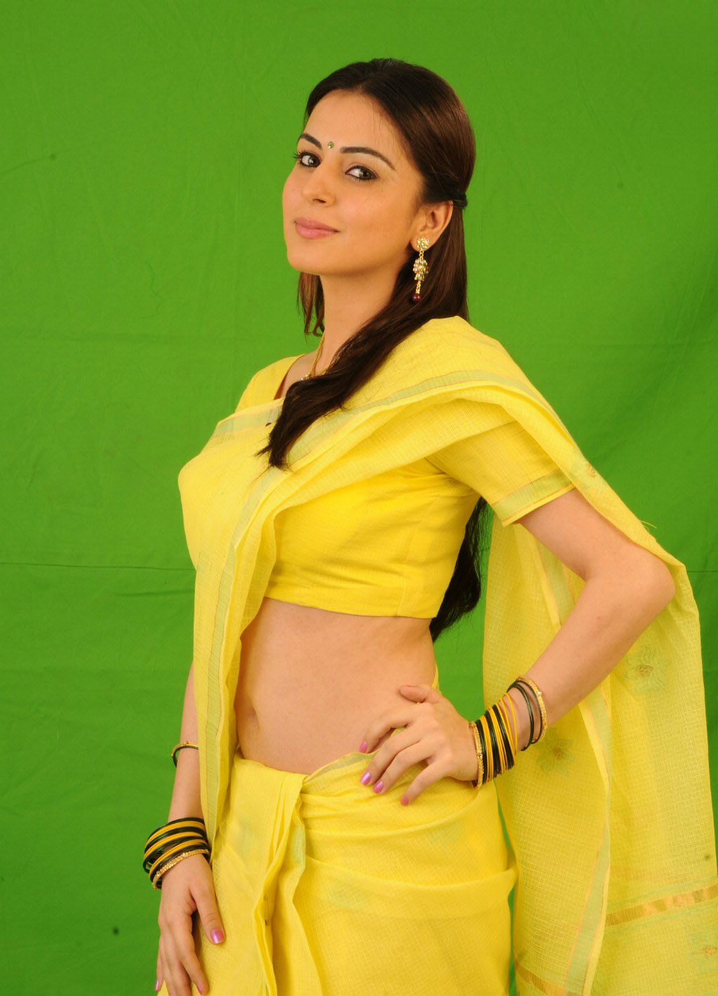 cinesizzlers: shraddha-arya hot shoot for a song stills in