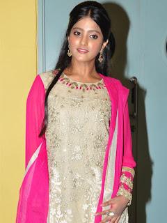 Ulka Gupta New Stills at Andhra Pori Premiere