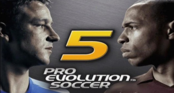 Free Download Pro Evolution Soccer(PES) 5 PC Game