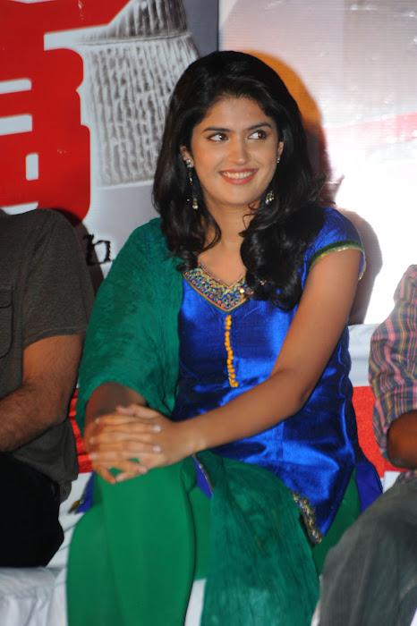 deeksha seth at veedinthe audio launch, deeksha seth actress pics