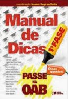 Manual de Dicas - Passe na Oab