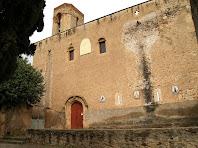 Façana de migdia de Sant Julià d'Altura