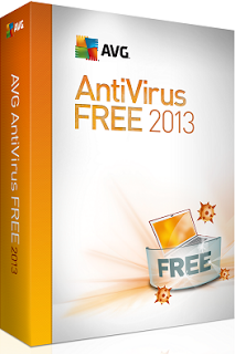 AVG Antivirus Free 2013