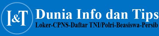 Dunia Info dan Tips