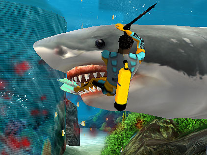 jaws unleashed online game free