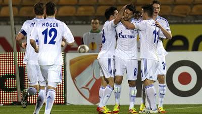 Maccabi Haifa 0 - 3 Schalke (1)