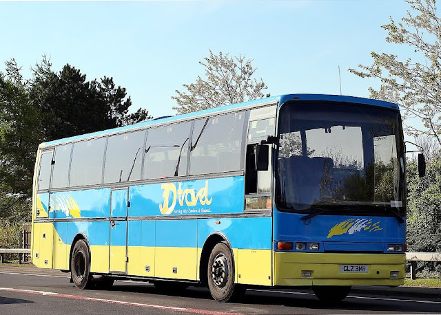 East Norfolk (and East Suffolk!) Bus Blog: Where Are They Now? ~ GLZ3141