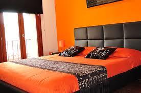 Dormitorios color naranja colores en casa - Habitaciones color naranja ...