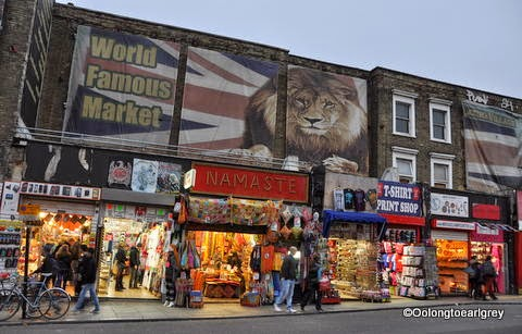 Camden Markets, London
