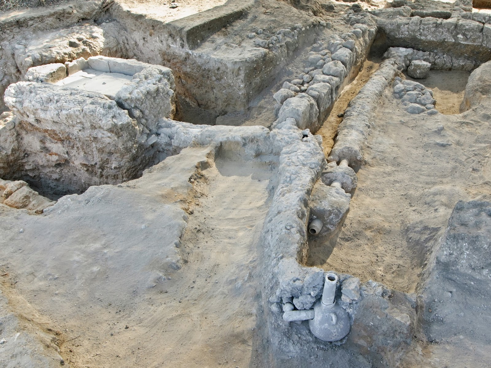Medieval Arab mansion unearthed in Israel