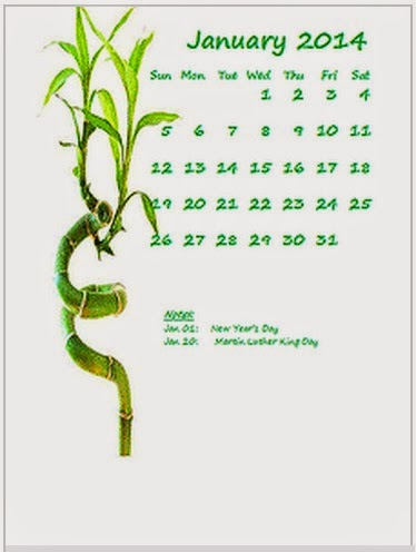 2 Cara Memasang Widget Kalender Di Blog