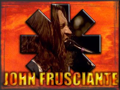 papel de parede john frusciante