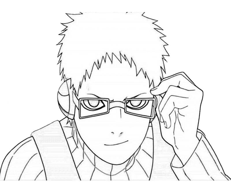 naruto-chojuro-portrait-coloring-pages