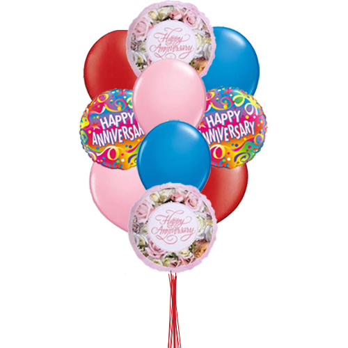 Birthday Balloon Bouquets Delivery Today By Choosing One Of Our Special Arrangements For Celebration