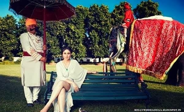 Kareena Kapoor hot legs visible