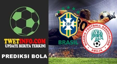 Prediksi Brazil U17 vs Nigeria U17
