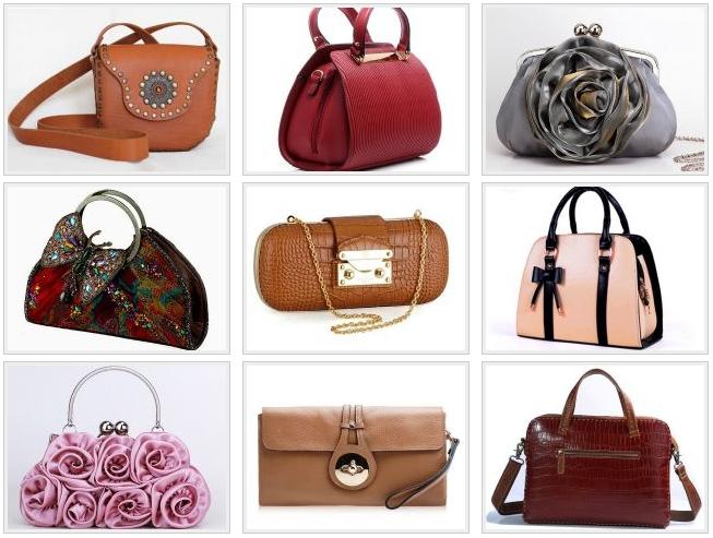 Красивые женские сумки - разнообразие моделей