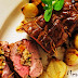 Apricot-Prune Stuffed Lamb Recipe