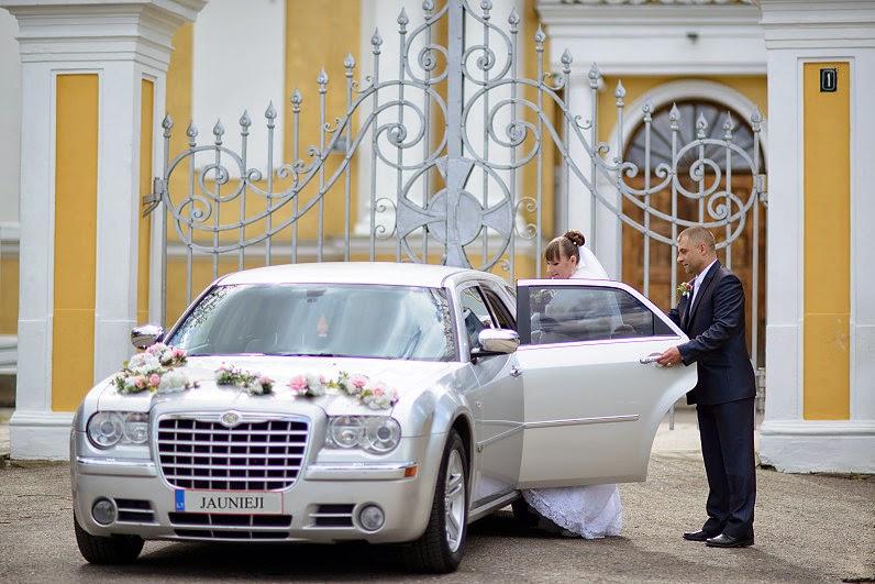 Chrysler vestuvėse