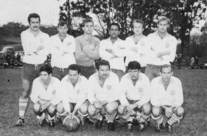 1968- Aurora Futebol Clube
