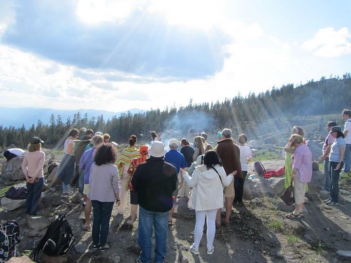 Mount Shasta 8/8/11