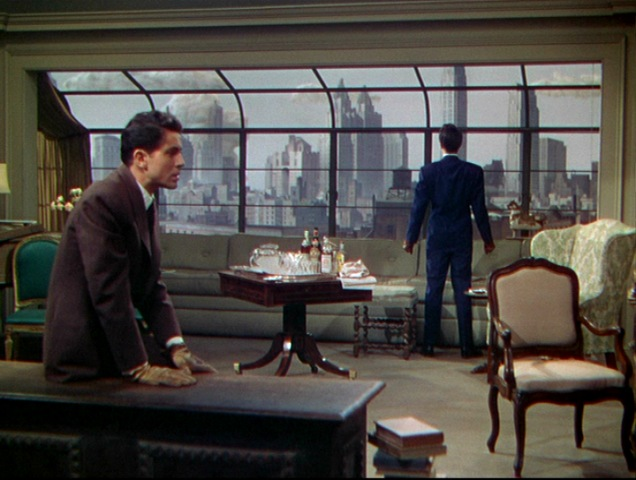 the characters and the meaning of the film apartment In the film, jeff (james stewart) is a new york city photographer who watches his neighbors through his apartment window he comes to suspect that his neighbor has brutally murdered his wife and tries to convince his girlfriend, lisa ( grace kelly ), that he is right.