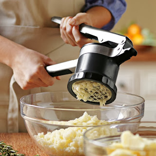 Adjustable Potato Ricer