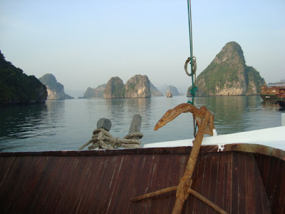 Cruise Halong Bay - Vietnam
