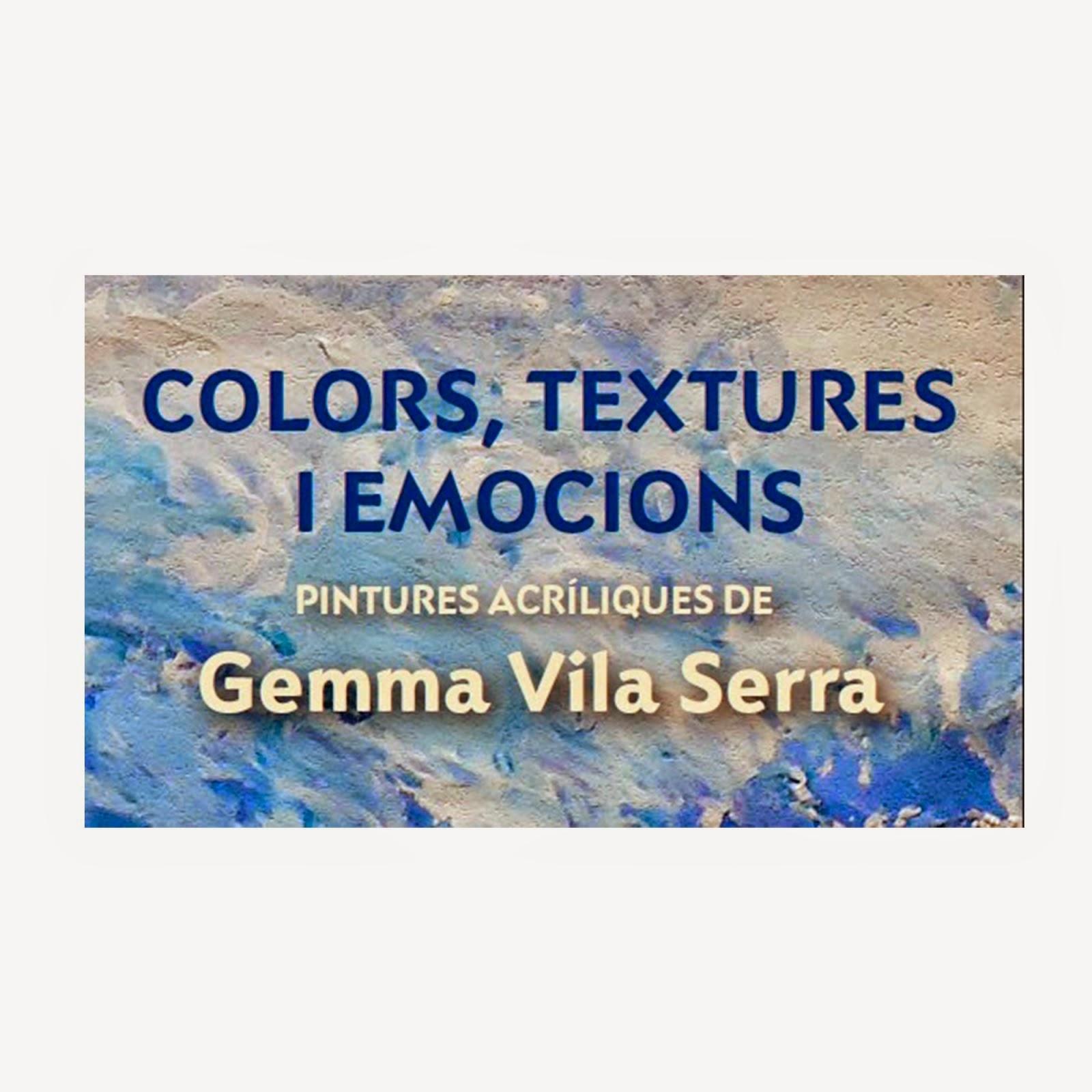 Colors, textures i emocions