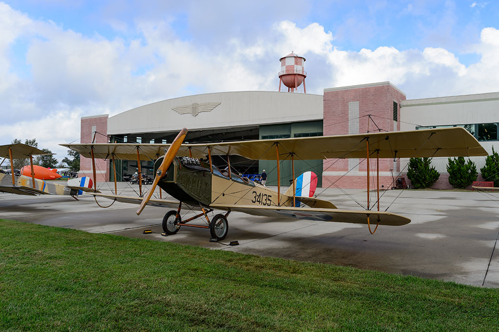 Curtiss JN-40 Jenny 1918 Biplane
