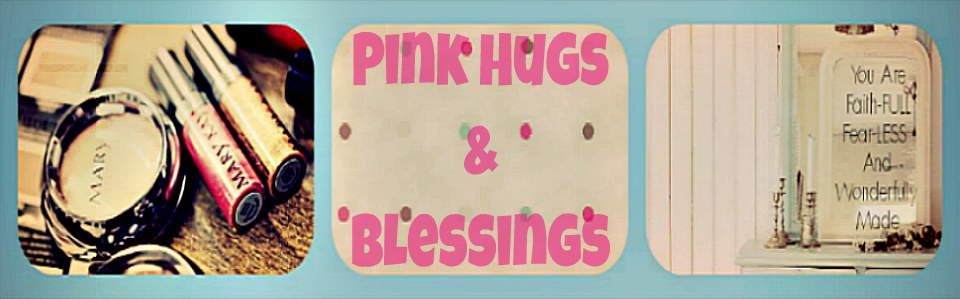 Pink Hugs &amp; Blessings