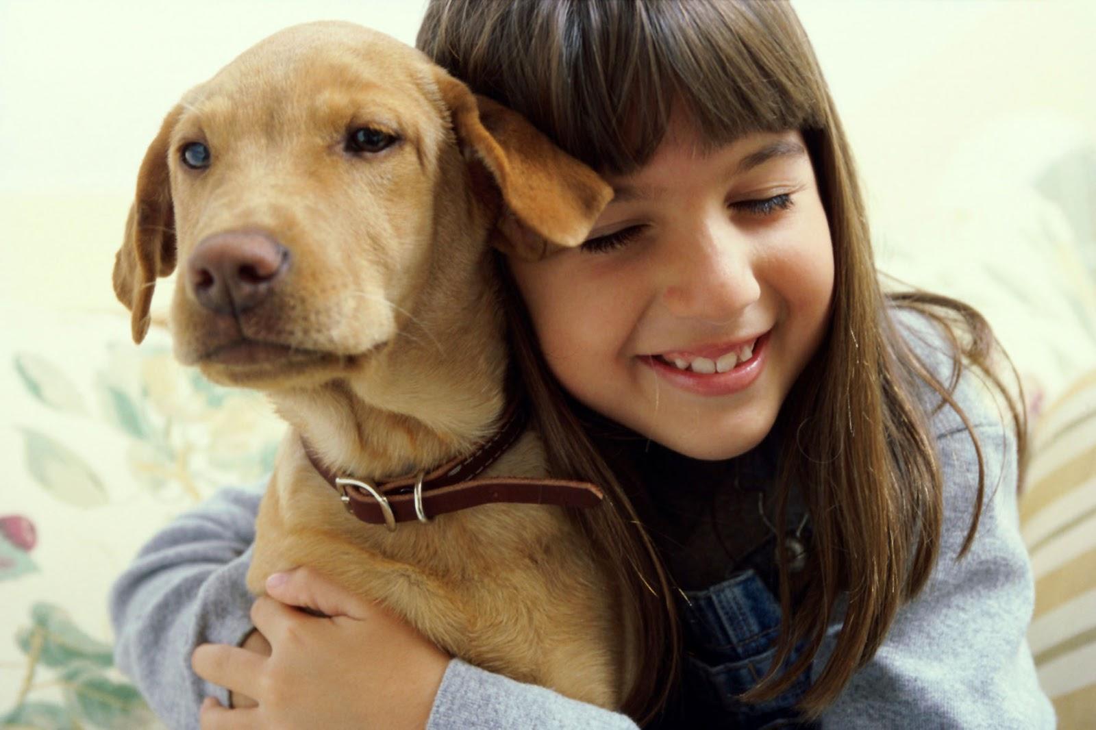 Cómo saber si mi perro me quiere: cuidados y nombres para tu mascota. Dueño abrazando a su perro