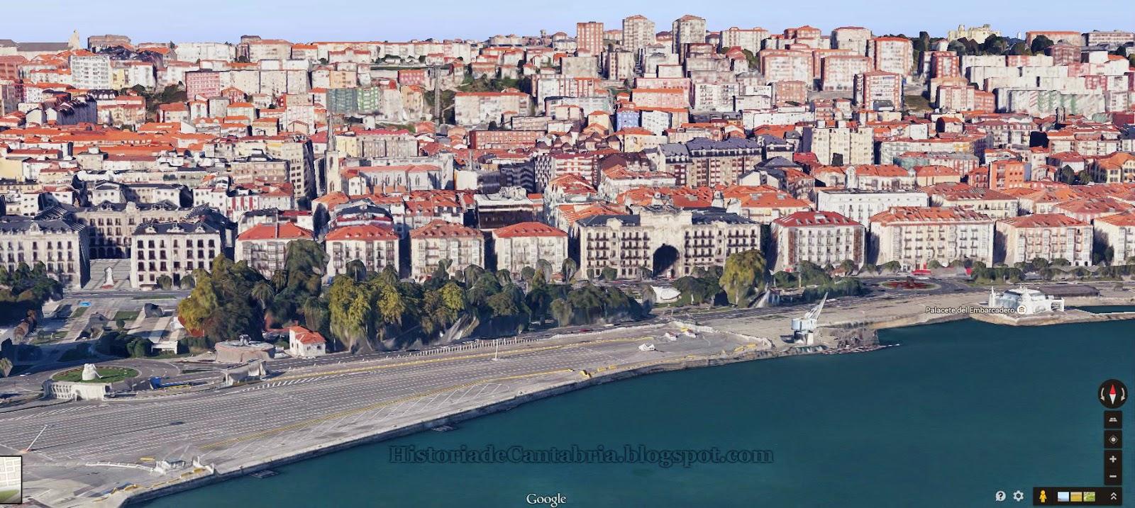Santander desde el Sur