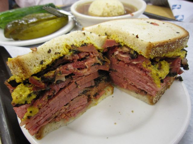 Deli Zone's New Yorker Sandwich Recipe — Dishmaps