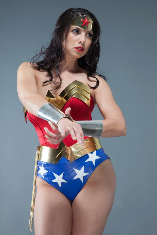 Wonder Woman (Margie Cox)