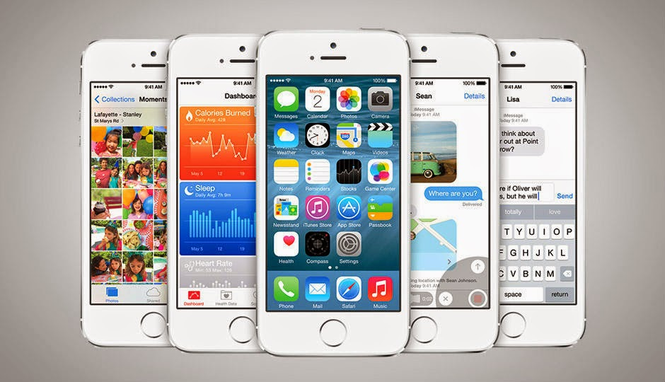 iOS 8: Few important features