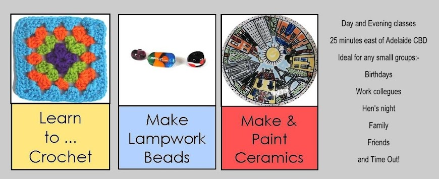 Ceramic and Glass classes