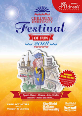 Festival of Fun 2018 Leaflet - Click Here!