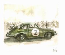 Porsche 356 SC, 1965