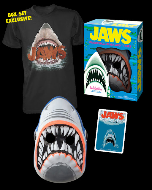 jaws fright rags box set